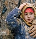 در سوگ سالار شهیدان - از نمایشگاه عکس آئینهای عاشورایی
