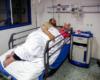 عمل جراحی پر ریسک امیر آسمانی در بیمارستان نورافشار