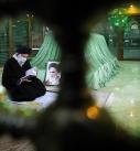 حضور در مرقد مطهر امام راحل و گلزار شهدای بهشت زهرا