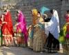 جشنواره هزار رنگ در عروسی عشایر