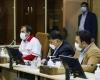 نشست خبری رئیس جمعیت هلال احمر