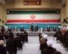 مراسم تنفیذ حکم ریاست جمهوری حجتالاسلام سیدابراهیم رئیسی